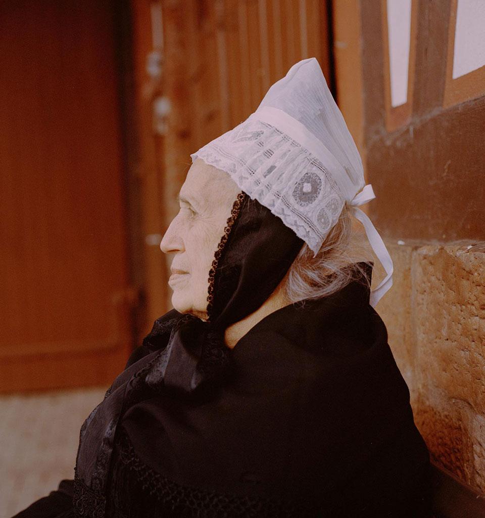 Trachtenfrauen in Portraits - Melzer