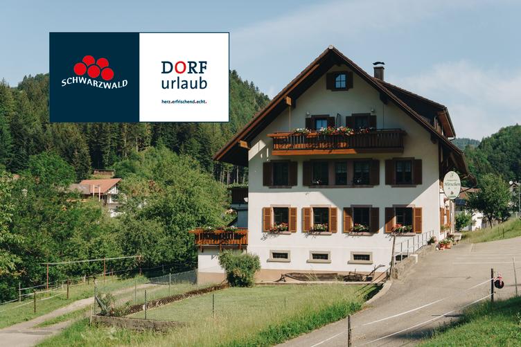 Gasthaus zum Hirschen in Fröhnd