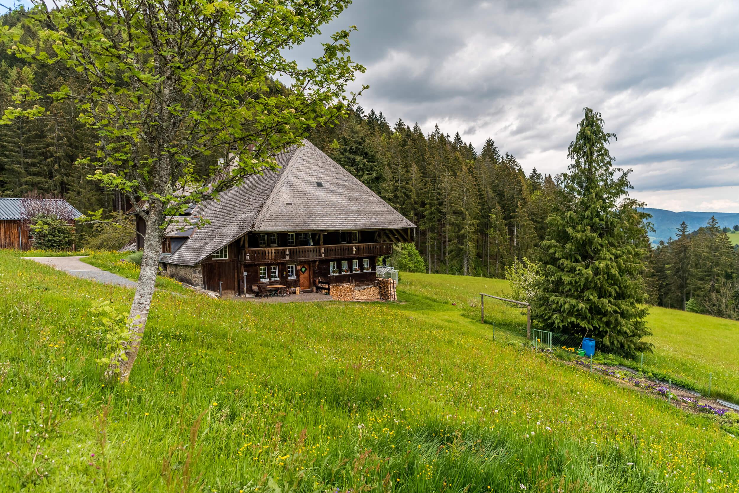 Schwarzwaldhaus