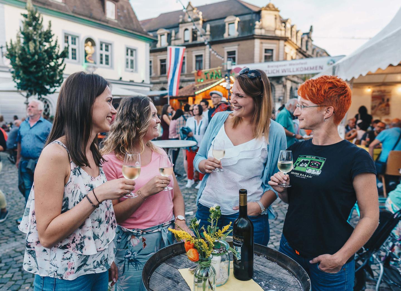 Breisgauer Weinfest Emmendingen 2019 © Chris Keller / STG