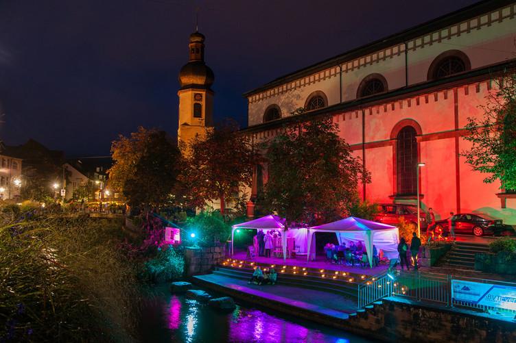 Schwarzwälder Städtchen: Stadtfest in Schramberg