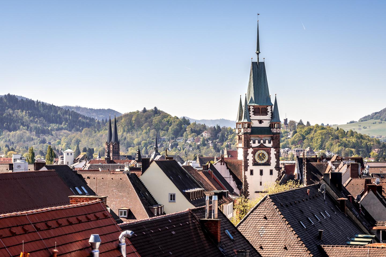 Freiburg - Martinstor