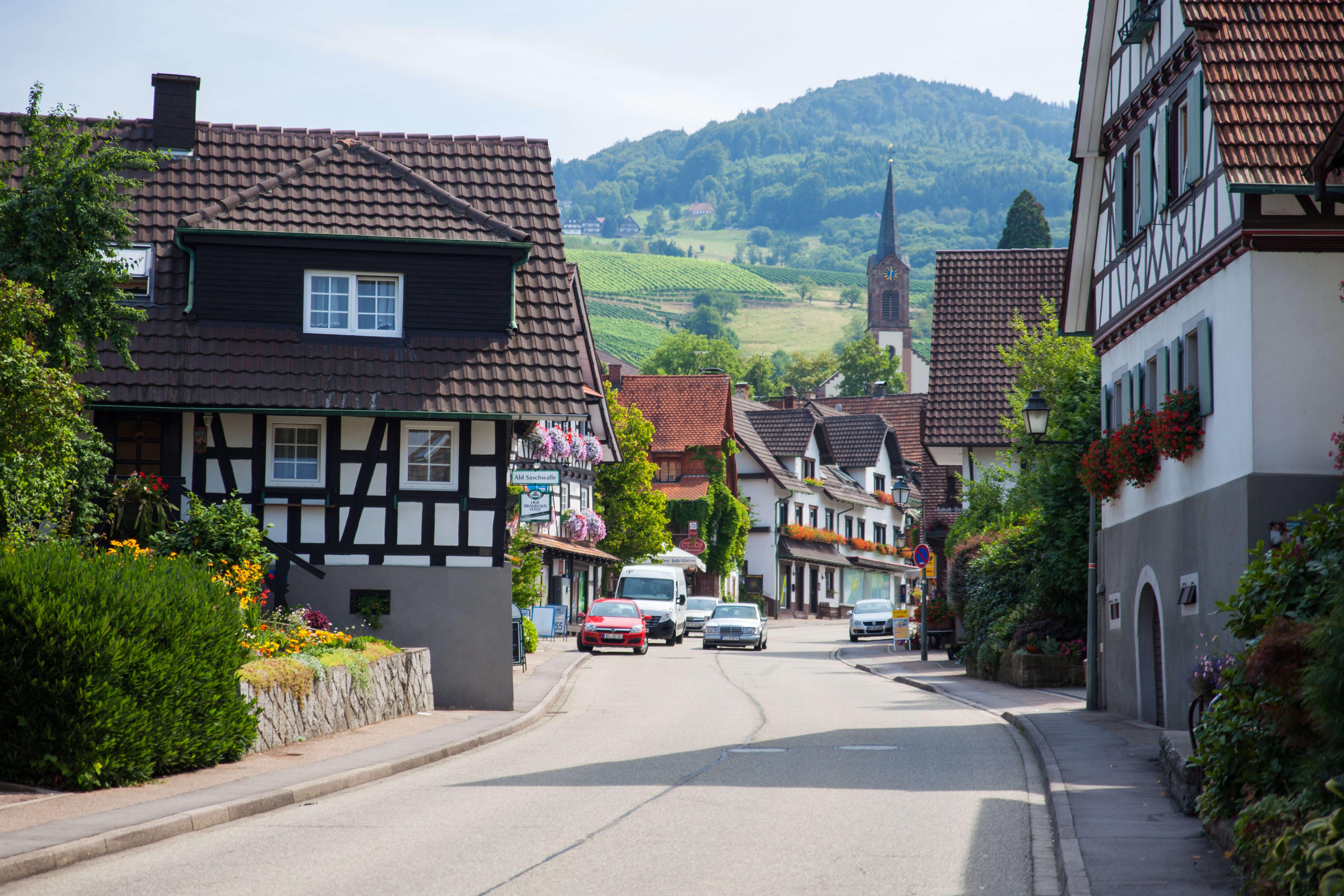 Sasbachwalden_Strasse