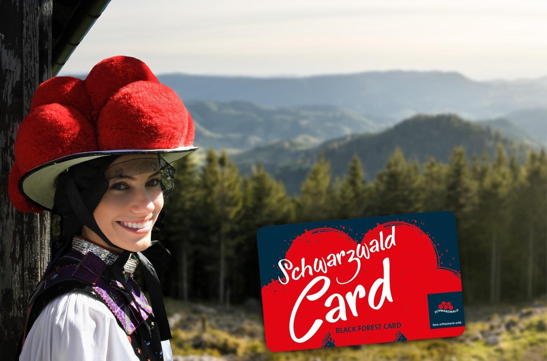Schwarzwald Card © Schwarzwald Tourismus GmbH