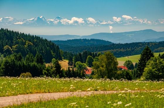 Alpensicht Herrischried