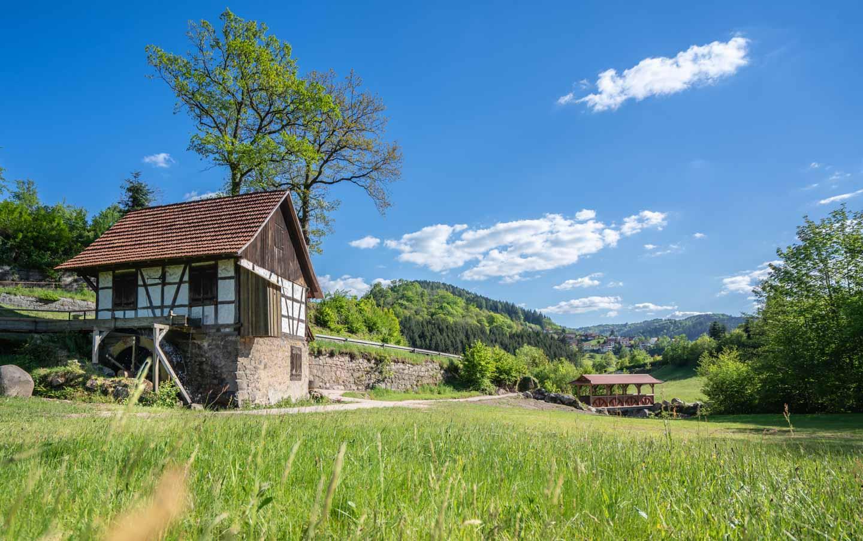 Kopp-Mühle am Hagenstein