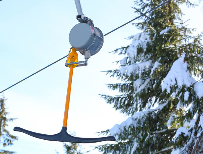 Skilift ©123RF