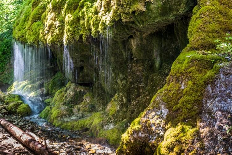 Dietfurt Wasserfall Wutachschlucht