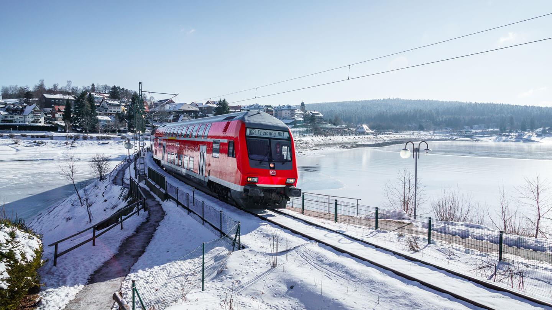 Regionalbahn Schluchsee © Schwarzwald Tourismus GmbH