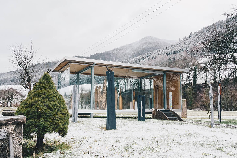Skulpturen-Pavillon