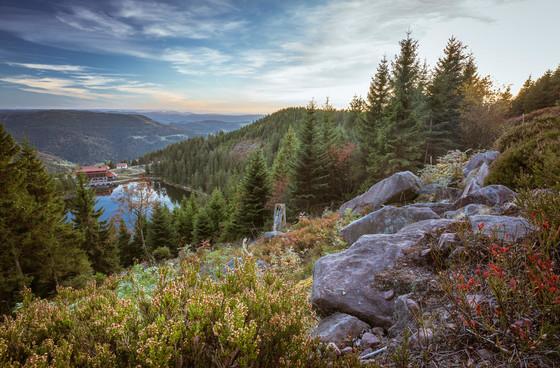 Mummelsee  © Tourist-Info Seebach