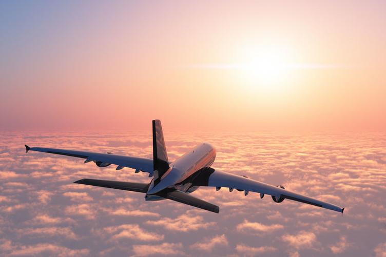 mit dem Flugzeug in den Schwarzwald