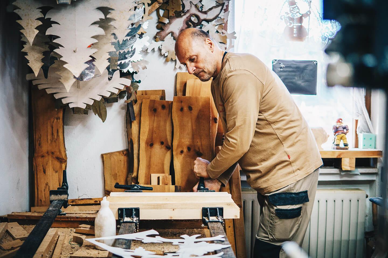 Leimen Werkstatt