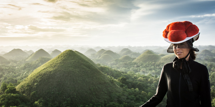 Chocolate Hills Philippinen, Bollenhut