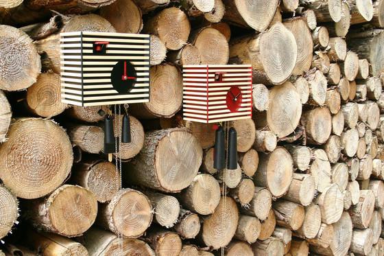 Moderne Kuckucksuhren von Rombach/Haas Schonach © www.artclock.de