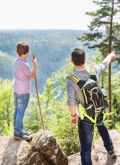 """Familien-Märchen-Wanderweg """"Das kalte Herz"""""""