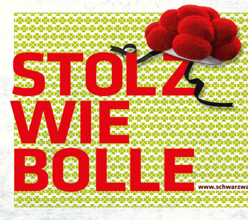 Stolz wie Bolle