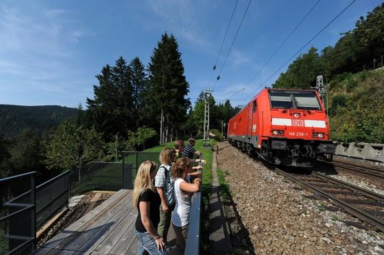 Schwarzwaldbahn-Erlebnispfad Triberg