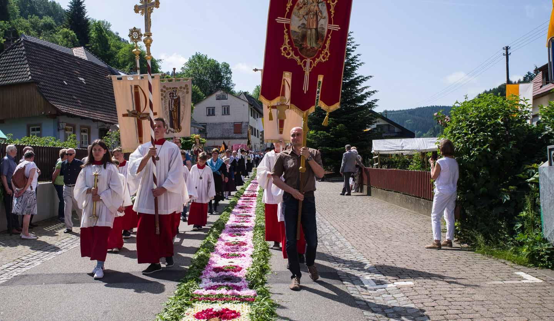 Fronleichnam_Weppler Parade