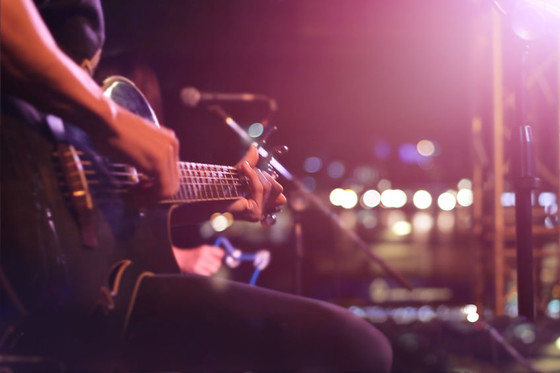 Musik Gitarre
