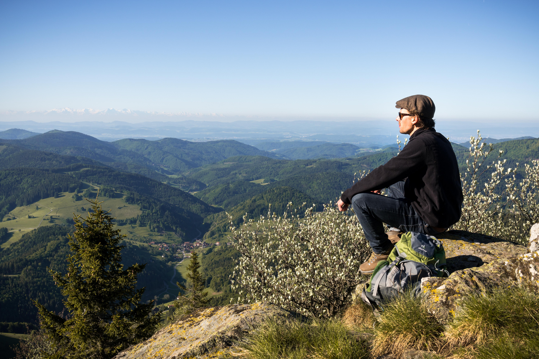 Belchen Aussichtspunkt © Schwarzwald Tourismus GmbH