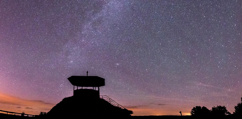 Kandel bei Nacht Copyright Chris Keller / STG