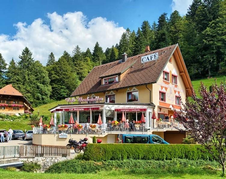 Café Konditorei Bockstaller