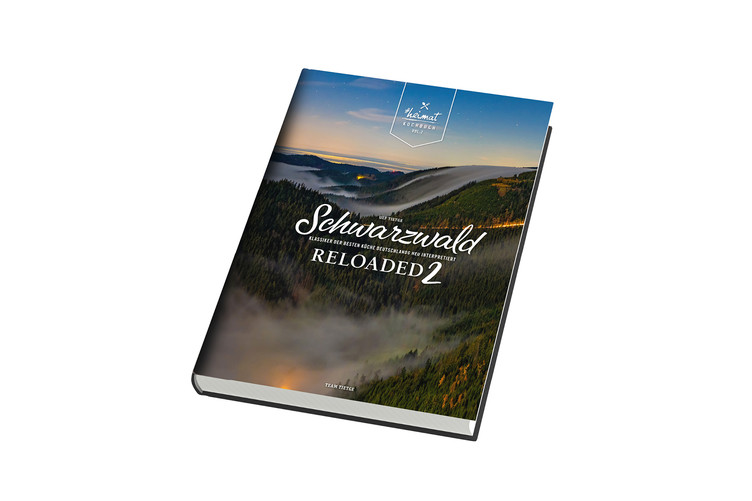 Cover Schwarzwald Reloaded 2
