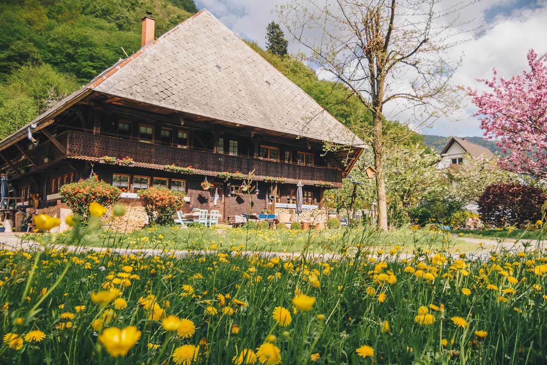 Schwarzwaldhaus in Utzenfeld © Grosskreuz/Schwarzwald Tourismus
