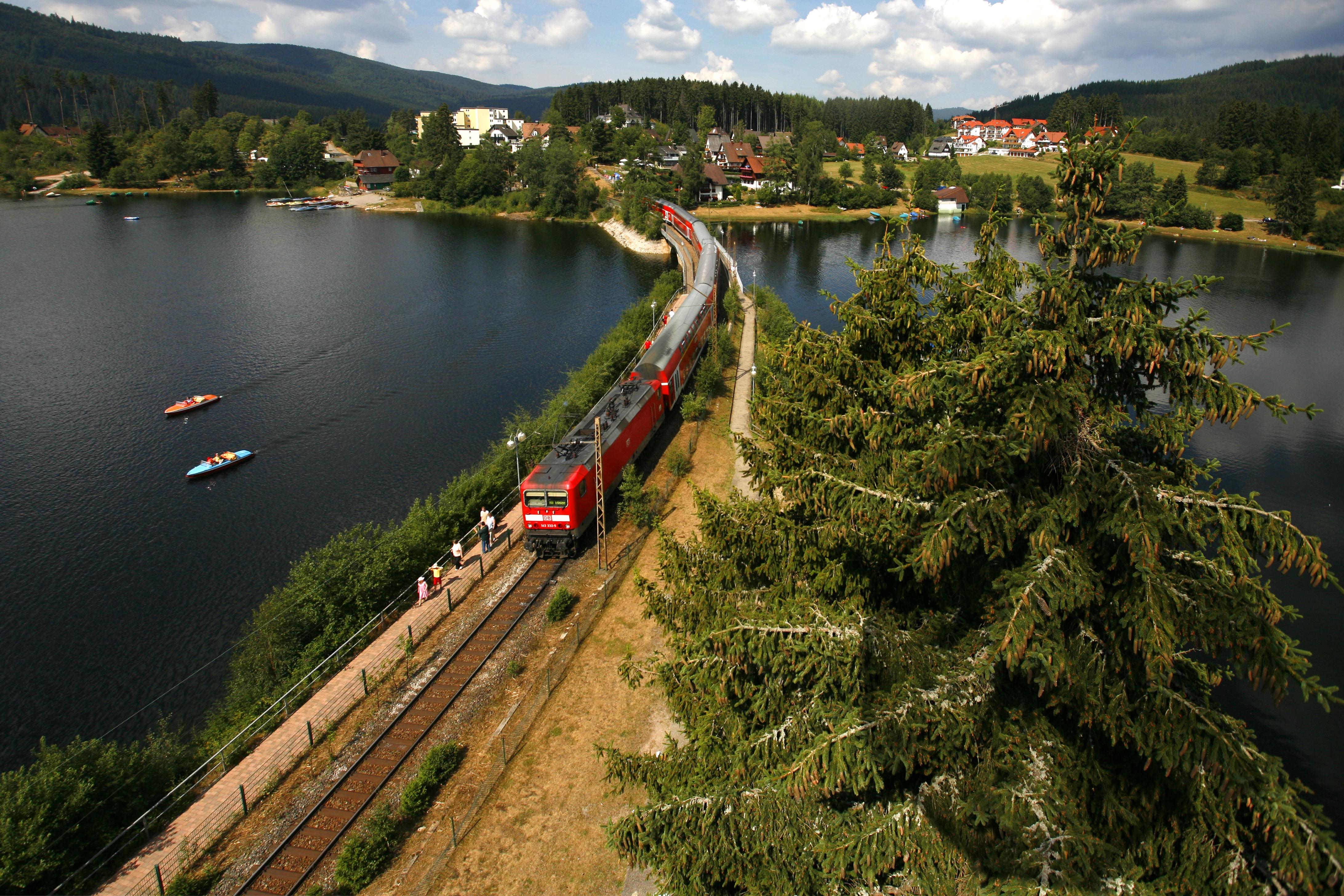 Schluchsee Dreiseenbahn