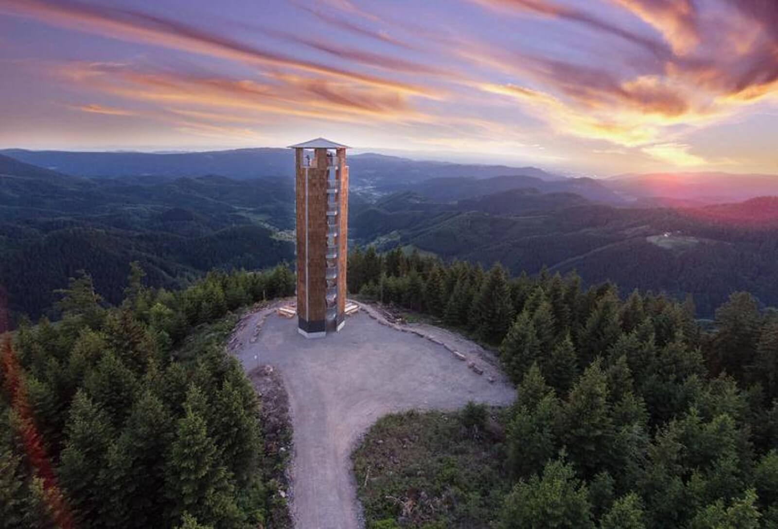 Buchkopfturm Renchtal