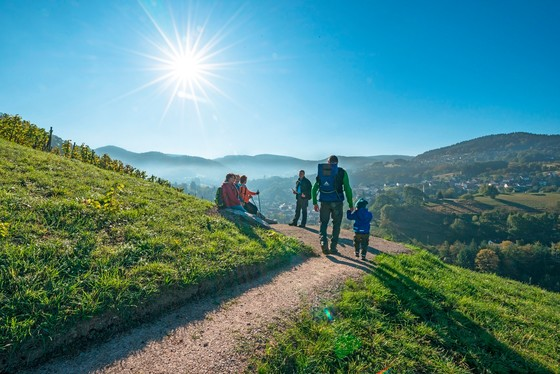 Wandern in Bühl/Bühlertal