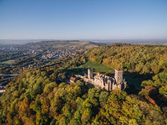 Burg Rötteln Lörrach © Chris Keller / STG
