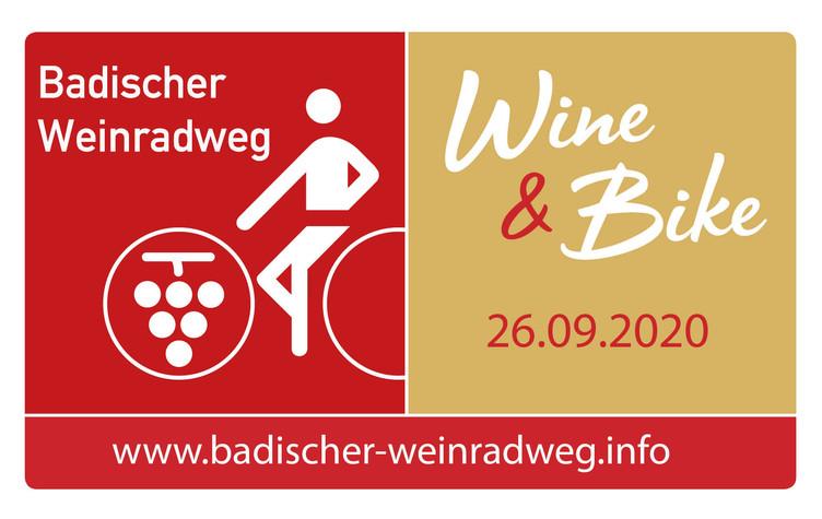 """Entdecken Sie den neuen Badischen Weinradweg beim Aktionstag """"Wine & Bike"""" am 26. September 2020."""