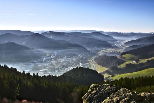 Hausach Kinzigtal © Fotokunst-Seilnacht