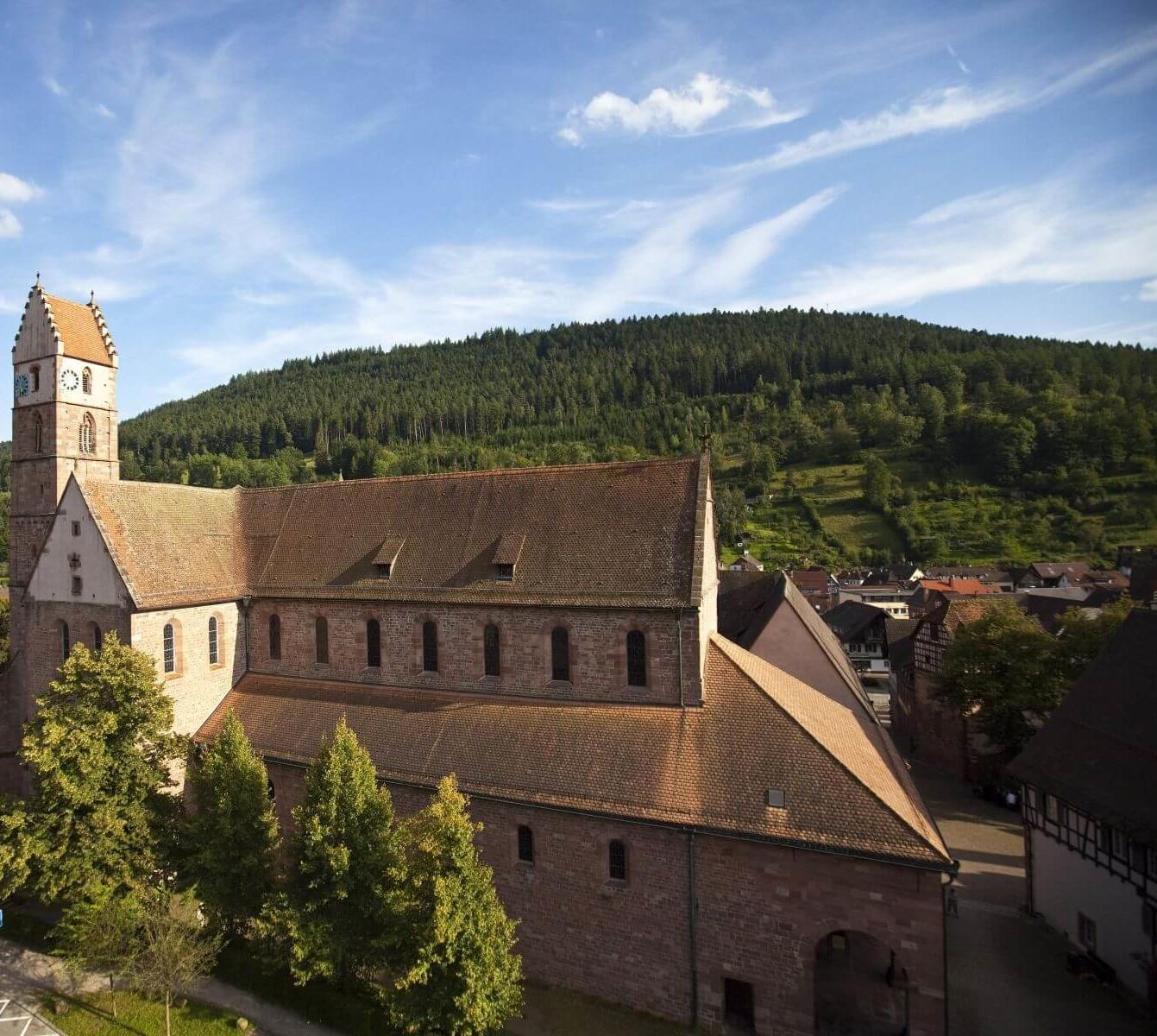 Kloster Alpirsbach © Achim Mende
