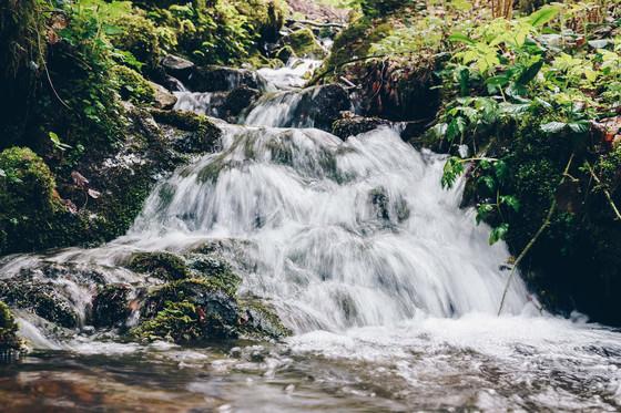 Wasserfall © Chris Keller / STG