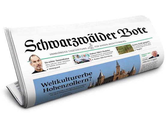 Schwarzwälder Bote Mediengesellschaft mbH Teaserkachel