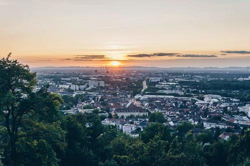Panorama Turmberg Rottweil