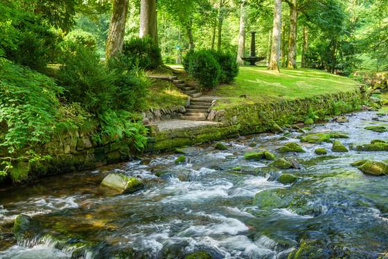 Flusslauf Enztal © Enztal Tourismus