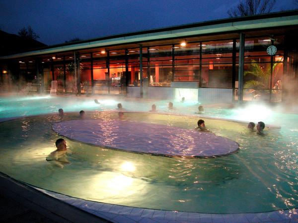Bad Bellingen Thermalbad Außenbecken